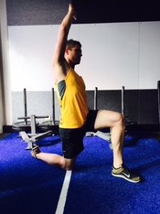 Hip Flexor Stretch Progression
