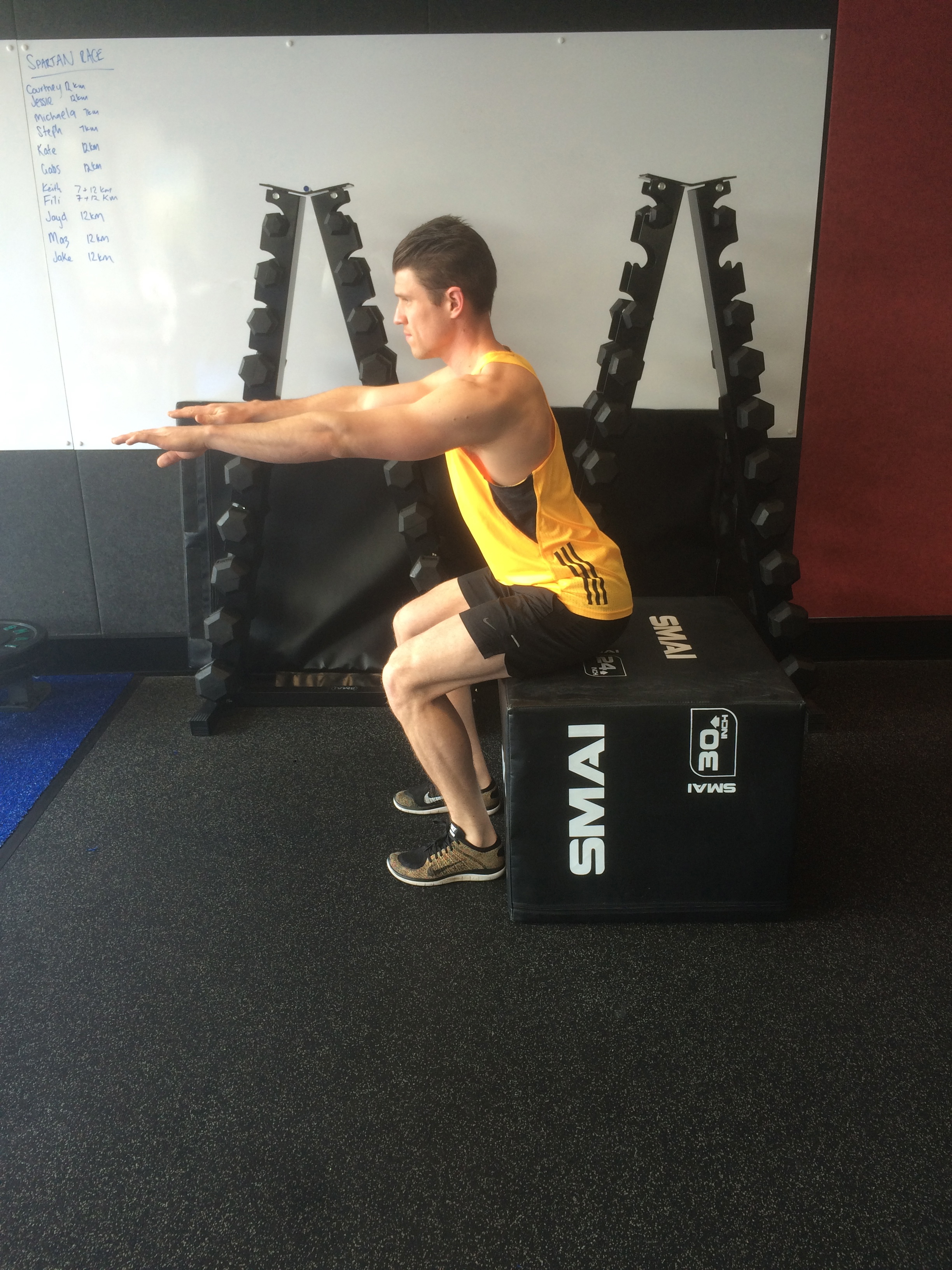 figure out how to squat properly at the function movement club, your local northern beaches chiropractor also servicing the gladesville area