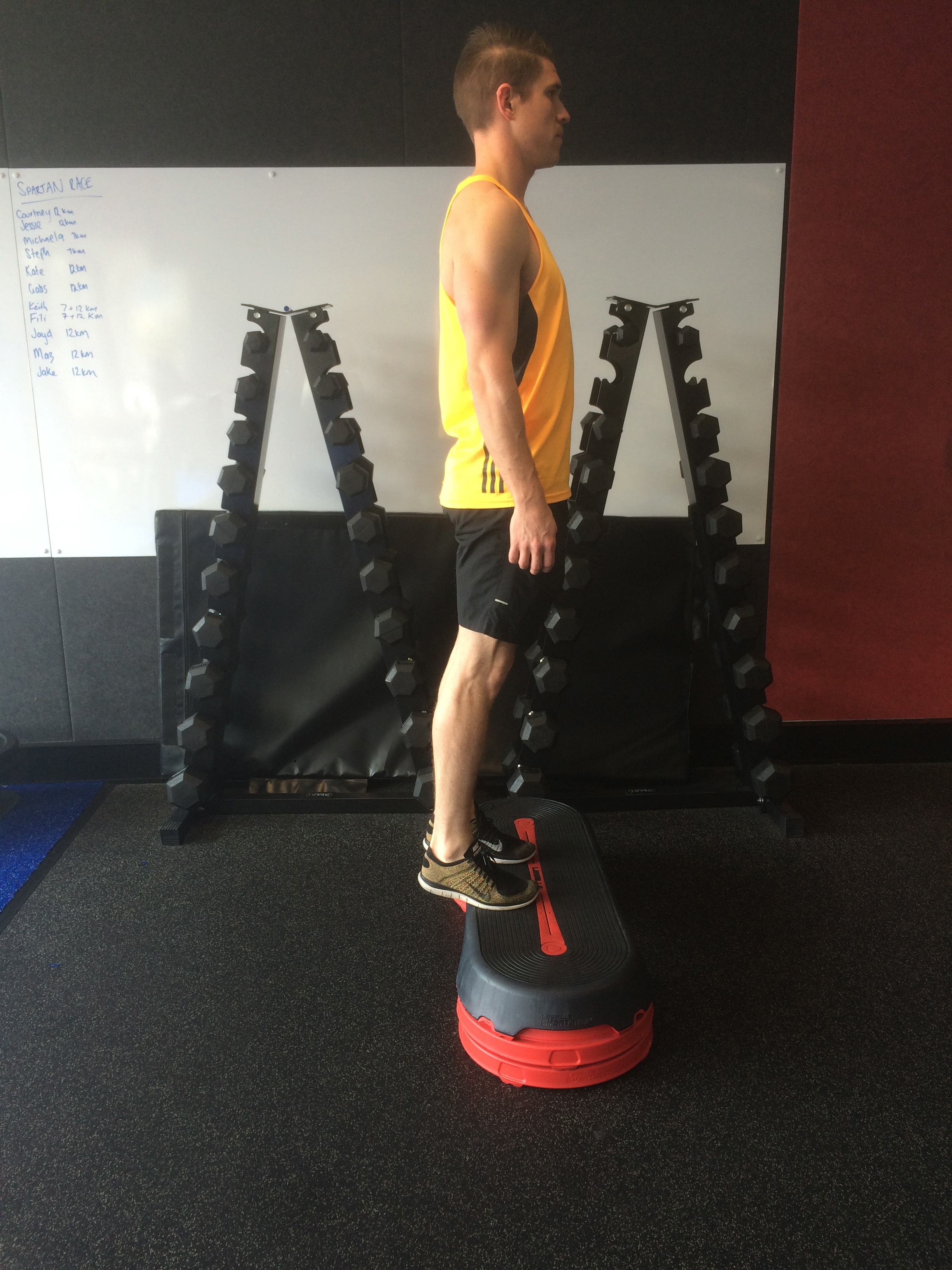 sport specific calf exercises by the local gladesville chiropractor, also servicing the northern beaches