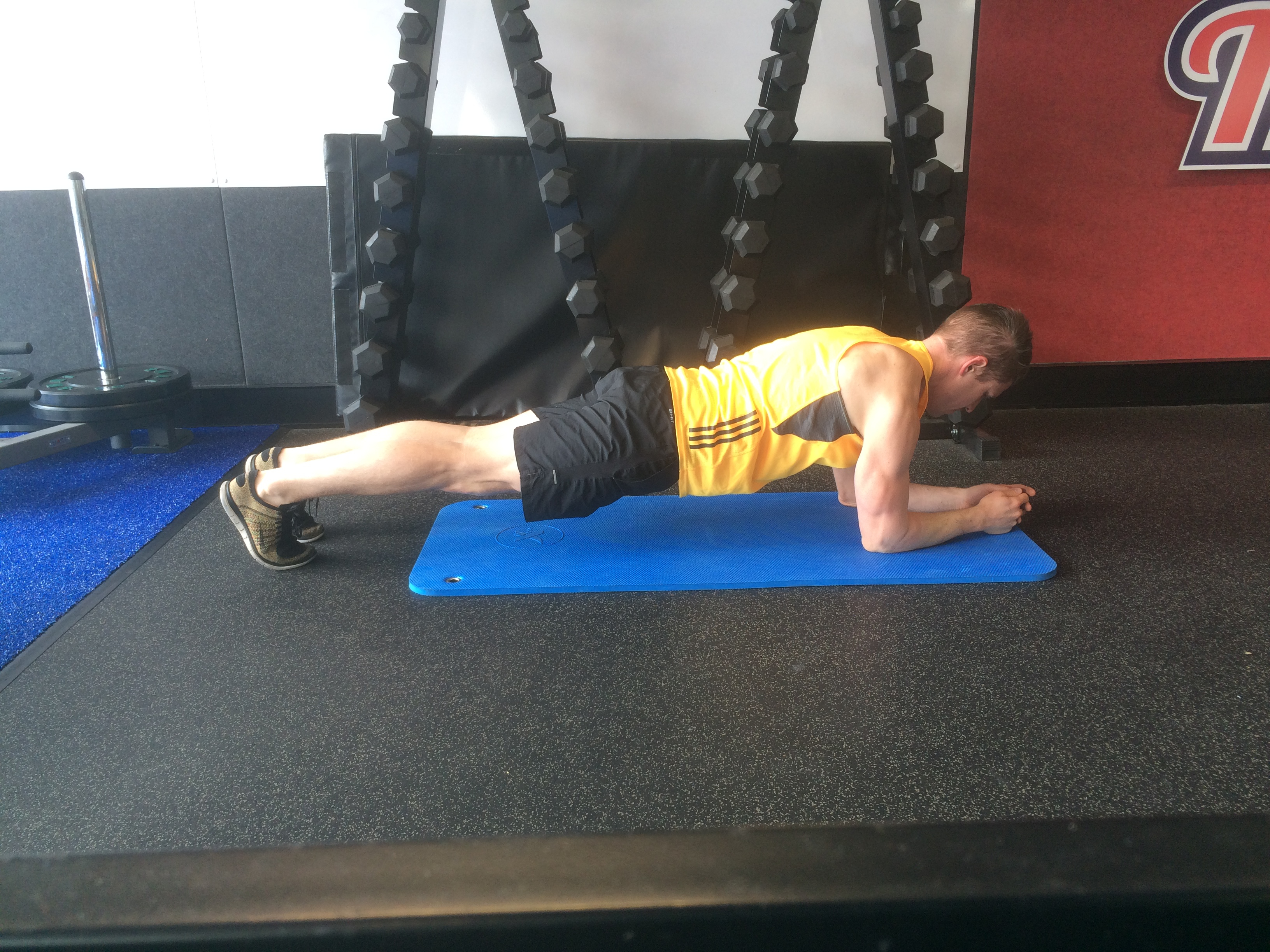 learn how to plank properly on the northern beaches with your local chiropractor